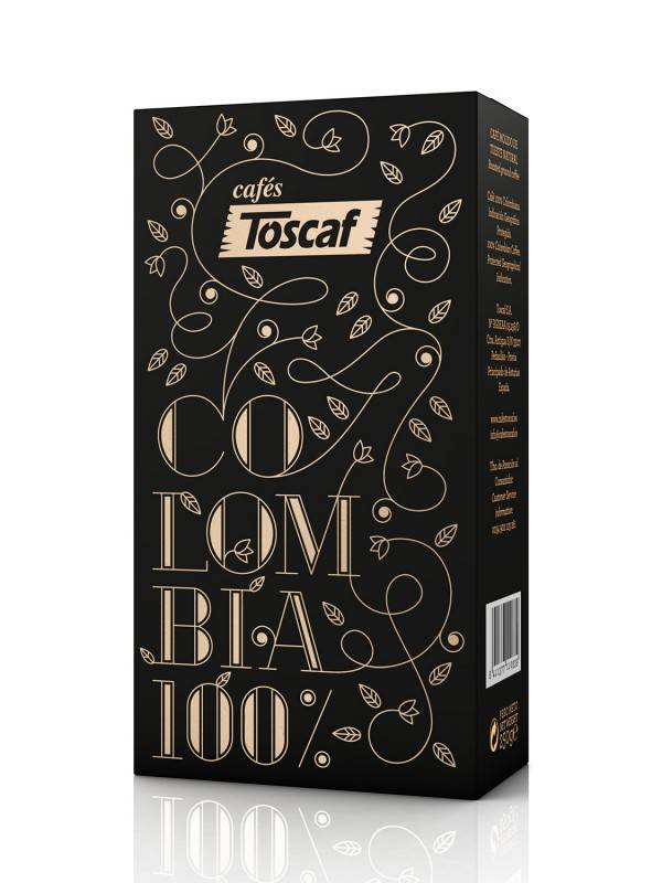 Toscaf Coffee Toscaf Colombia 100% Arabica