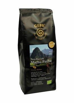 Gepa Bio Kaffee Machu Picchu, ganze Bohne
