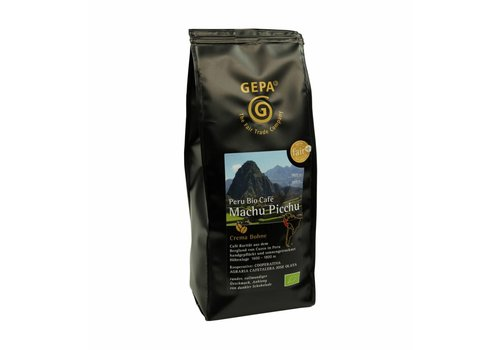 Gepa Café en grano Machu Picchu, Gepa