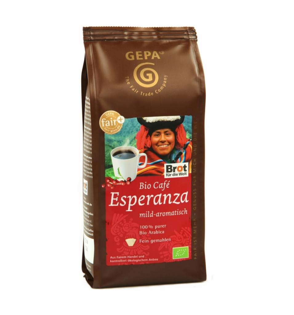 Gepa Bio Coffee Esperanza, milled