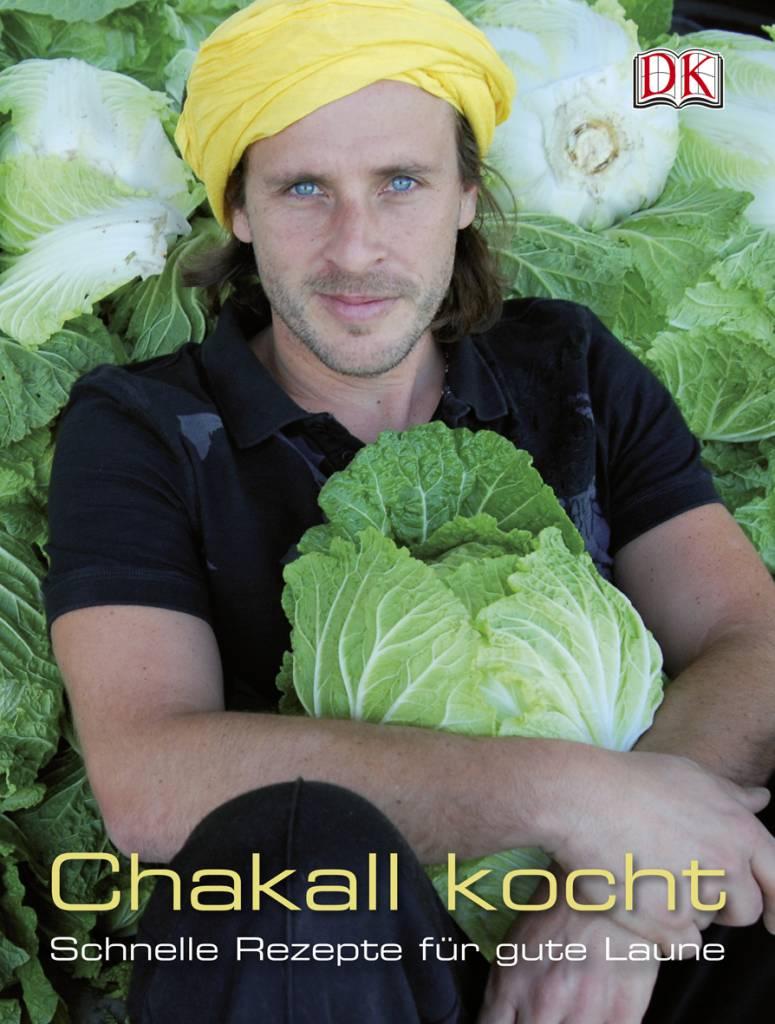 """Dorling Kindersley """"Chakall kocht"""" Schnelle Rezepte für gute Laune"""