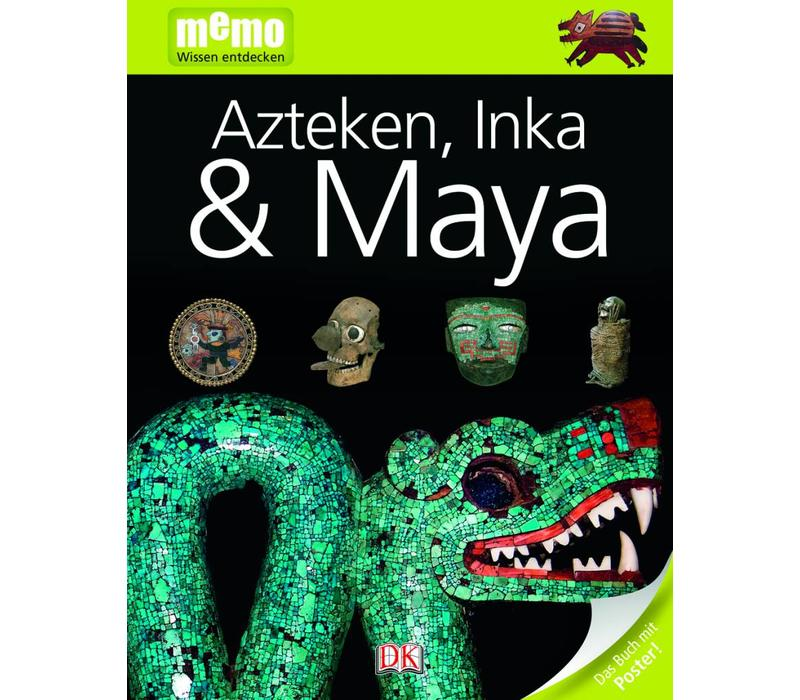 memo, Band 28: Azteken, Inka & Maya