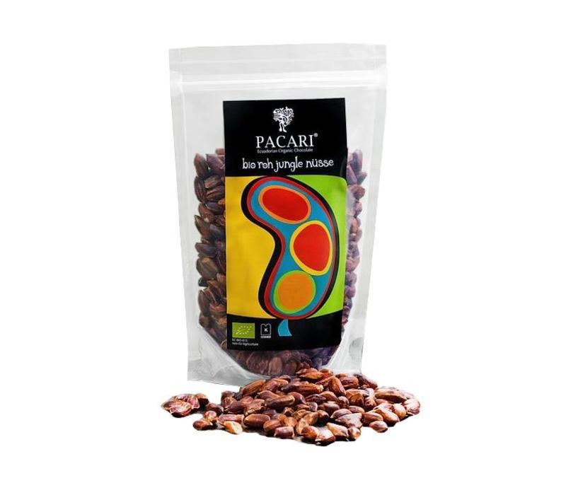 Pacari Organic Raw virgin peanuts