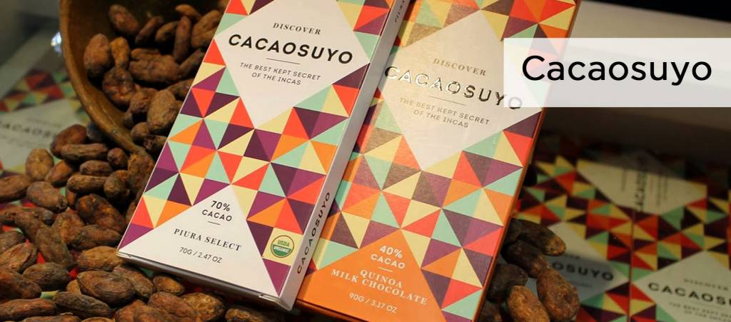 "Cacaosuyo Cacaosuyo Premium chocolate ""Piura MILK with Quinoa Crunch"" 40%"