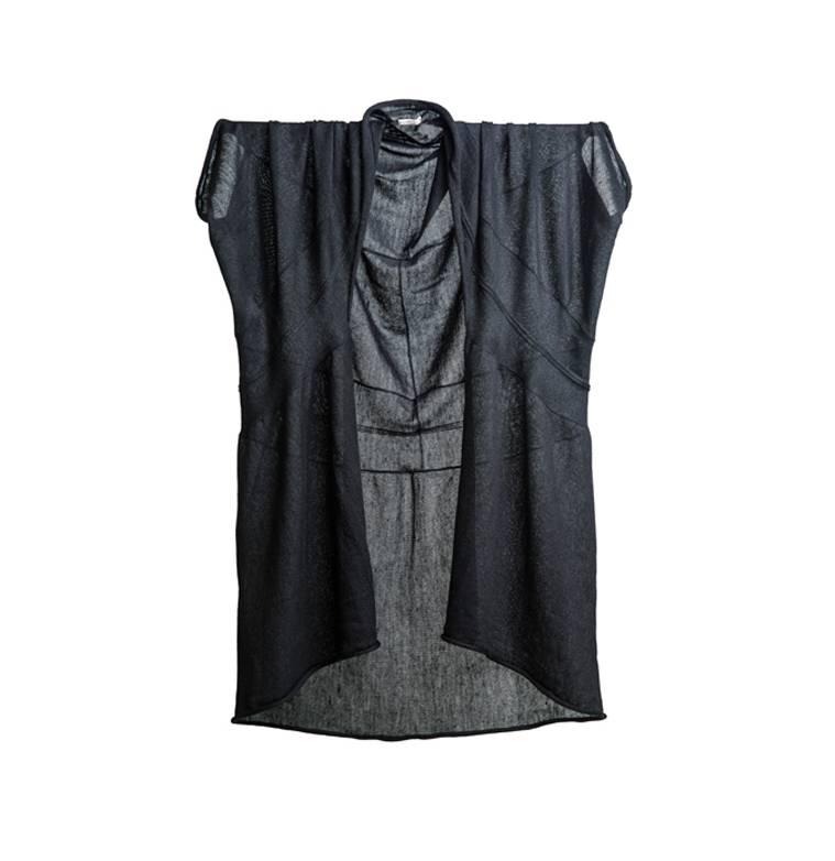 Kanthaka Kimono, 100% Alpaca Wool Superfine