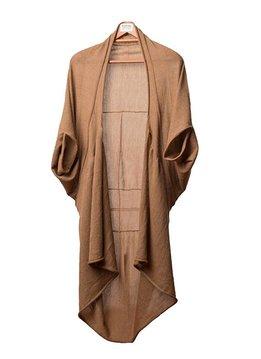Kanthaka Kimono, 100% Alpaka Wolle Superfine