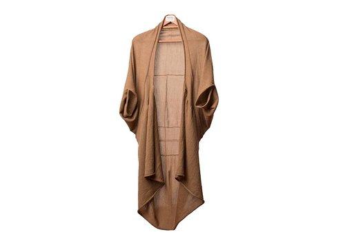 Kanthaka Kimono, 100% lana de Alpaca Superfine