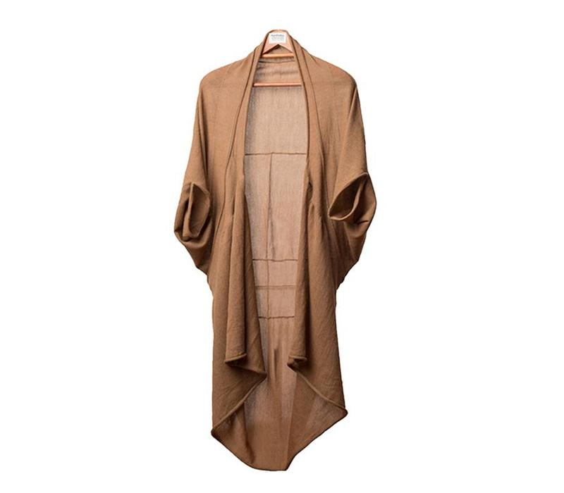 Kimono, 100% Alpaka Wolle Superfine