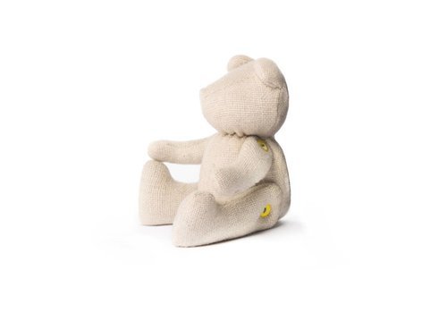 Kanthaka Teddy Bär 100% Alpaca Wolle