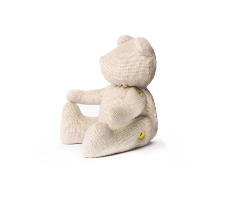 Teddy Bear 100% Alpaca Wool