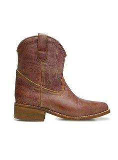 Basto Ankle boots Basto, Marsala, 100% Leather