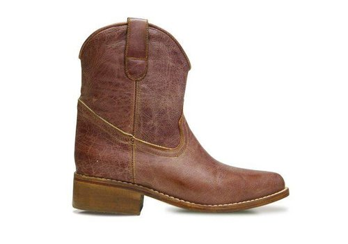 Basto Ankle boots Basto, Marsala, 100% Leather