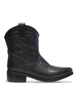 Basto Ankle boots Basto, Black, 100% Leather