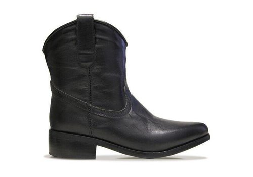 Basto Ankle boots Basto, Black, 100% Leather