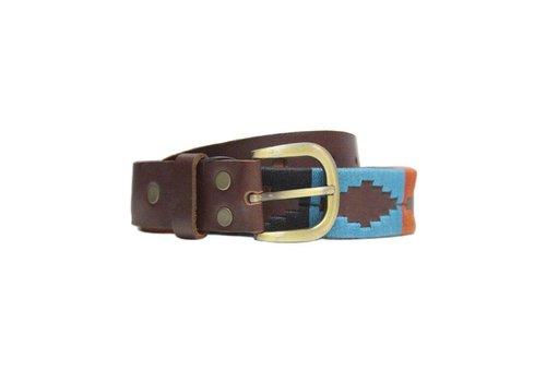 Santa Fe Belt, 100% Leder