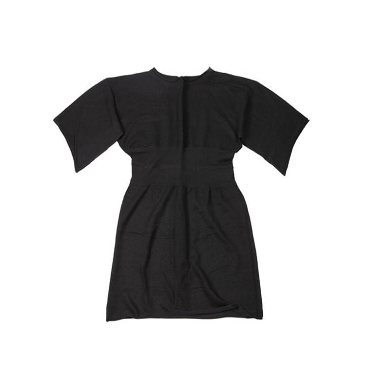 Kanthaka Dress Kimono, 100% Alpaka Wool Superfine