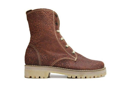 """Matices Stiefelette """"Brown Moon"""" 100% Leder"""