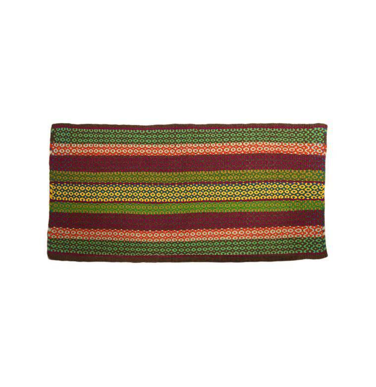 Teppich Ruta de la Lana, Chile, 155x80cm, 100% Wolle