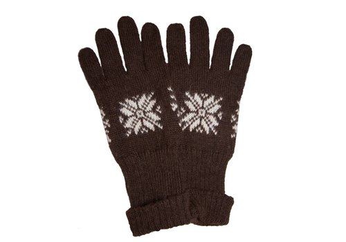 Apu Kuntur Gloves Chimu 100% Alpaca Wool Superfine
