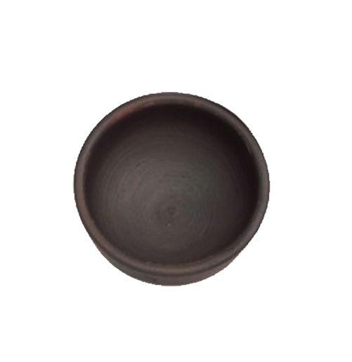 Schale Keramik Pomaire Braun, XS 7,5 cm
