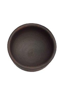 Schale Keramik Pomaire Braun, S 9,5 cm