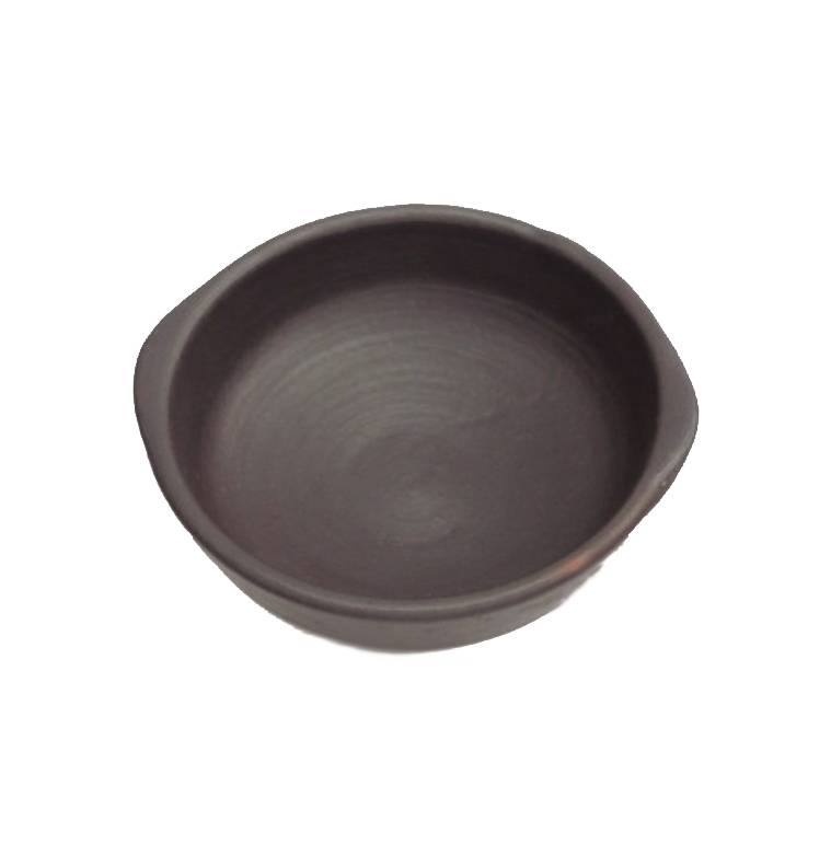 Schale Keramik Pomaire Braun, Chupera