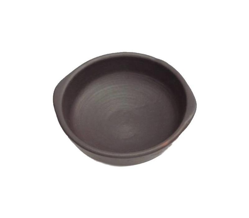 Bowl, Ceramic Pomaire Brown, Pastelera