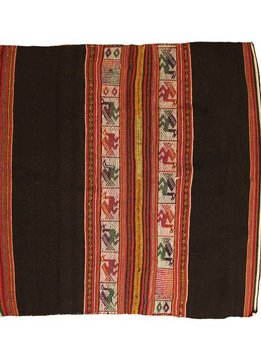 Teppich Awayo Antiguo, 100% Alpaca Wolle