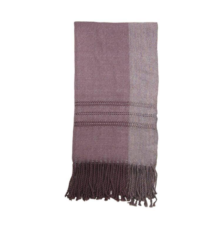 Schal Violet, 100% Alpaca Wolle