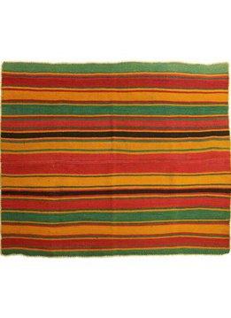 "Carpet ""Frazada Boliviana"", 150x150cm, 100% Alpaca Wool"