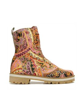 """Matices Ankle Boots """"Tatoo"""" 100% Leather"""