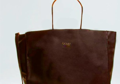 Osklen Tasche Tube Tote bag Toffee