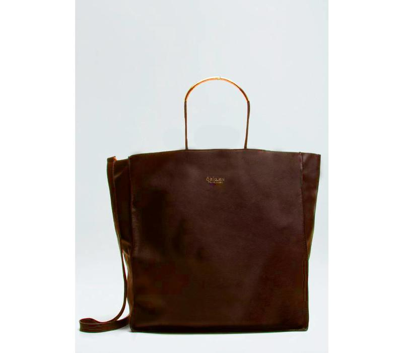 Tasche Tube Tote bag Toffee