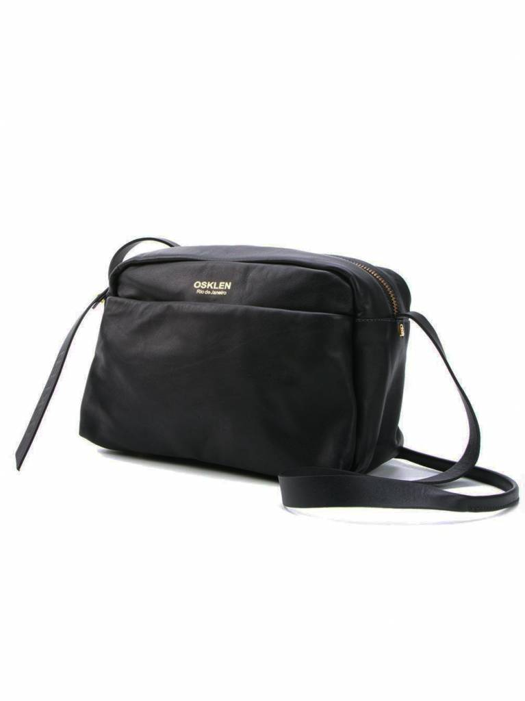 Osklen Medium Bag Black