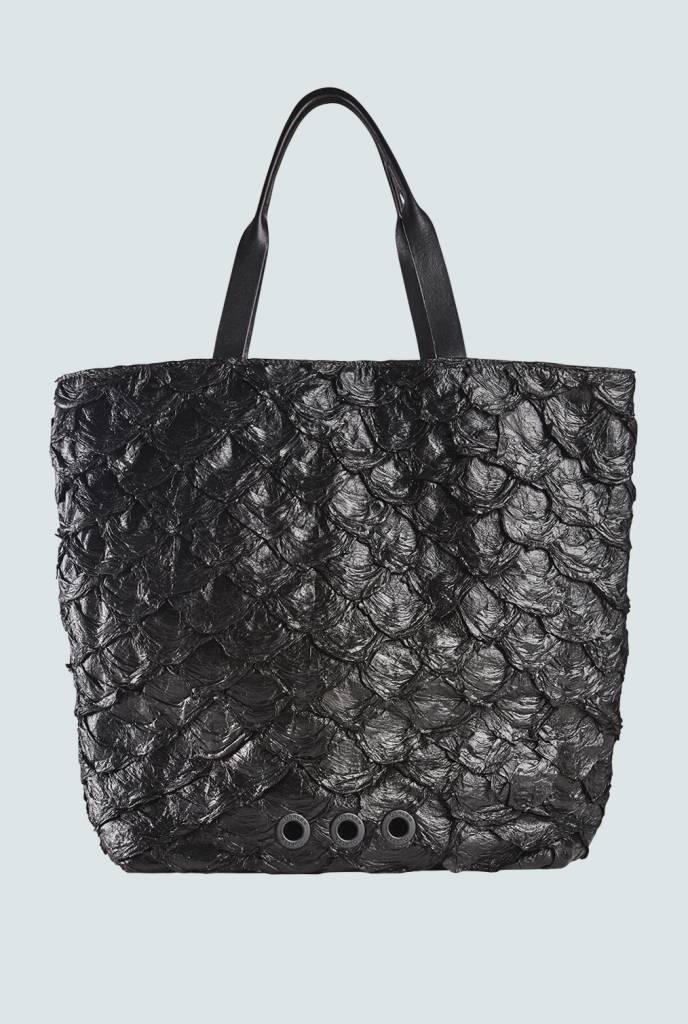 Osklen Tasche Tote Bag, Piraracu Fischleder