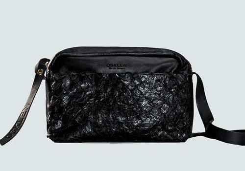 Osklen Medium Bag Piraracu & Bovine Leather
