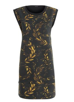 "Osklen Dress ""Laurel"" Golden Spirit Collection"