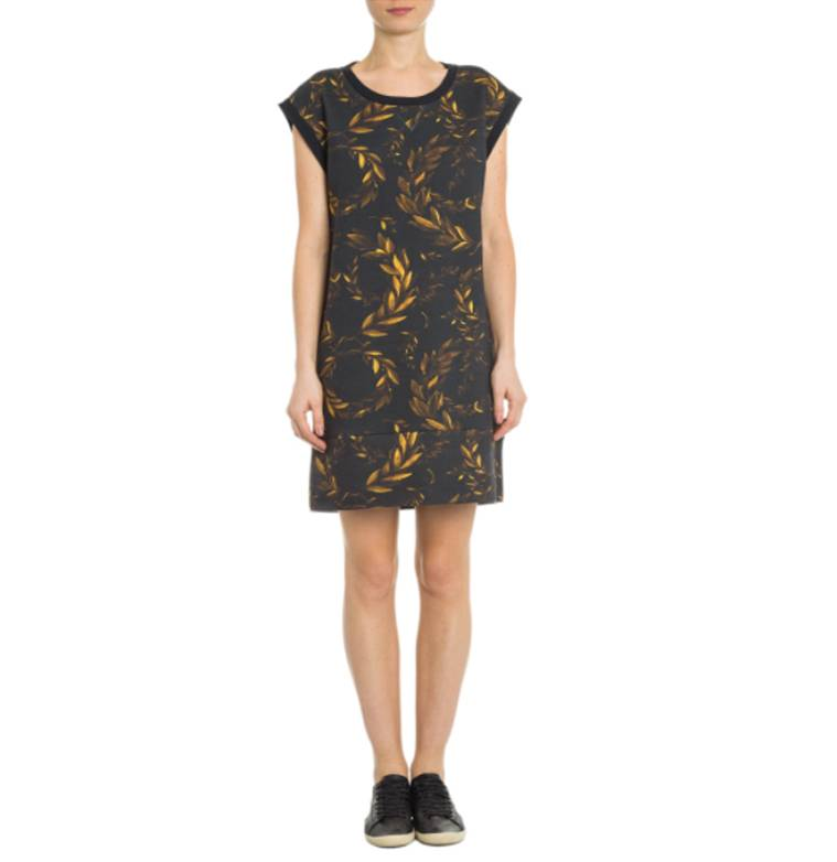 "Osklen Kleid ""Laurel"" Golden Spirit Collection"