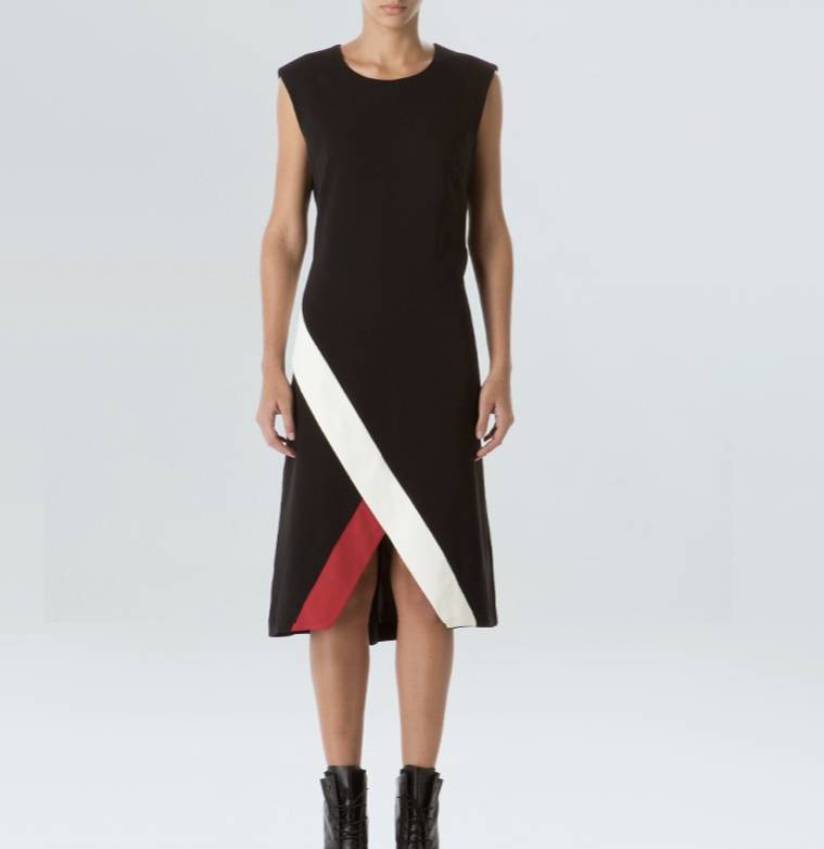 Osklen Dress Seam Collection