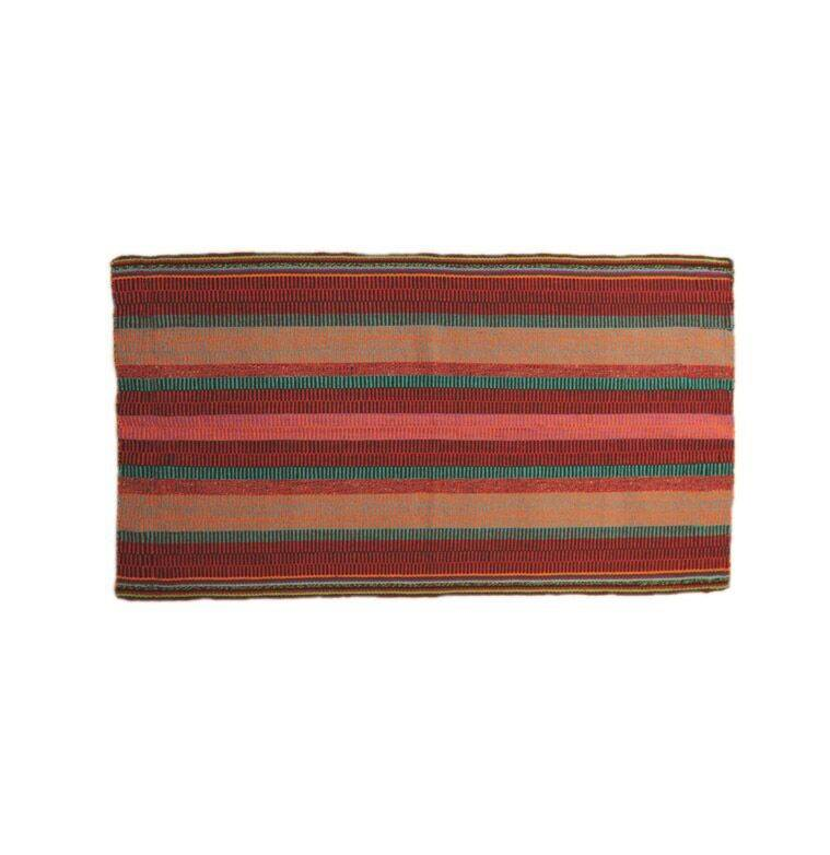 Carpet Ruta de la lana, Chile, 155x80cm, 100% Wool