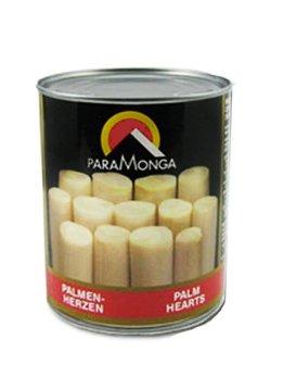 "Palm hearts ""Palmitos"""