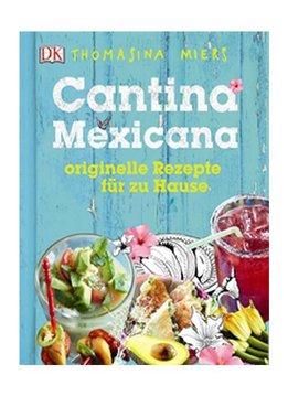 Cantina Mexicana Cook book