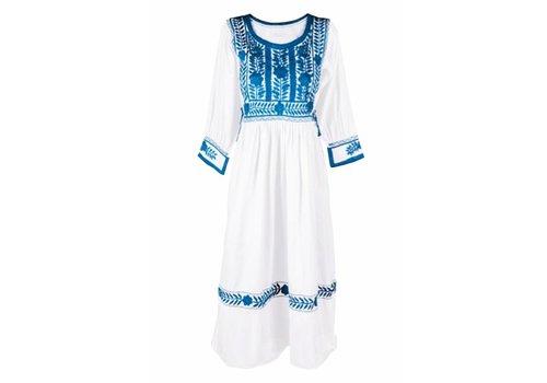 Santa Lupita Vestido Bohemian Dress