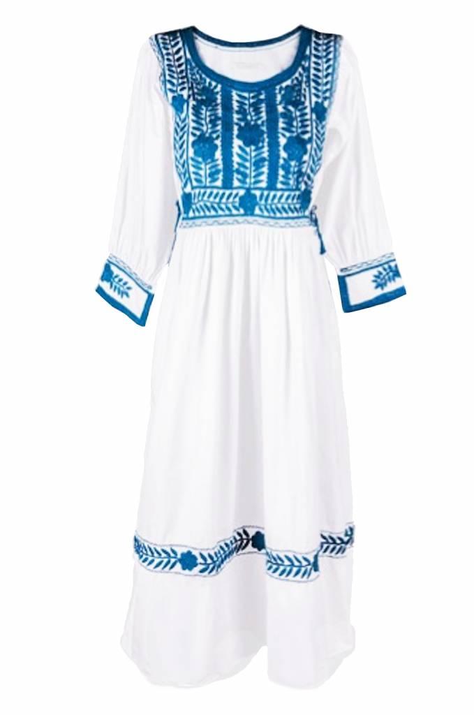 Santa Lupita Kleid Bohemian Dress
