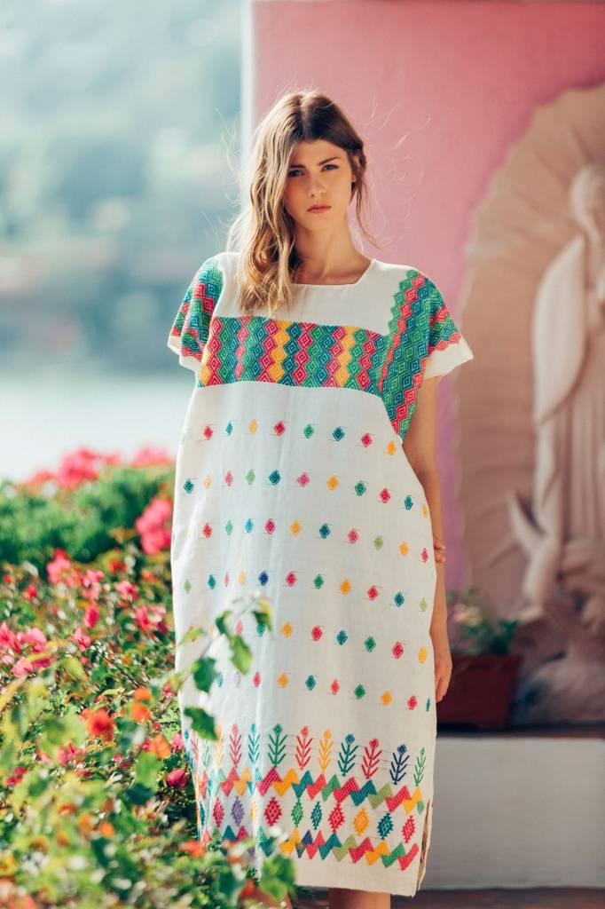 Santa Lupita Harvest Dress