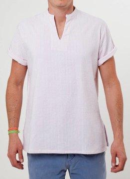 Santa Lupita Daddy´s Shirt Pink