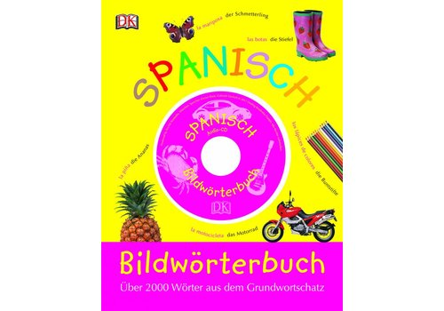 Dorling Kindersley Bildwörterbuch Spanisch