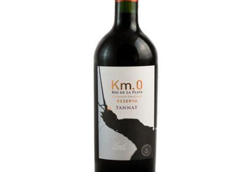 Familia Irurtia Km.0 Reserva Tannat 2014
