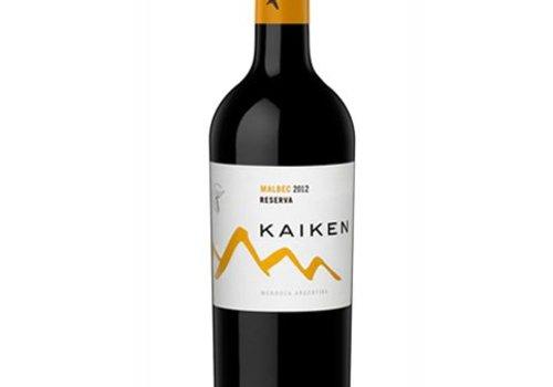 Kaiken Kaiken reserva Malbec, 2014, Mendoza