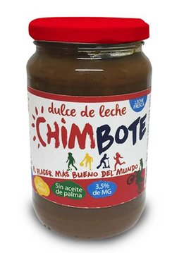 Chimbote Chimbote Dulce de leche, 430g